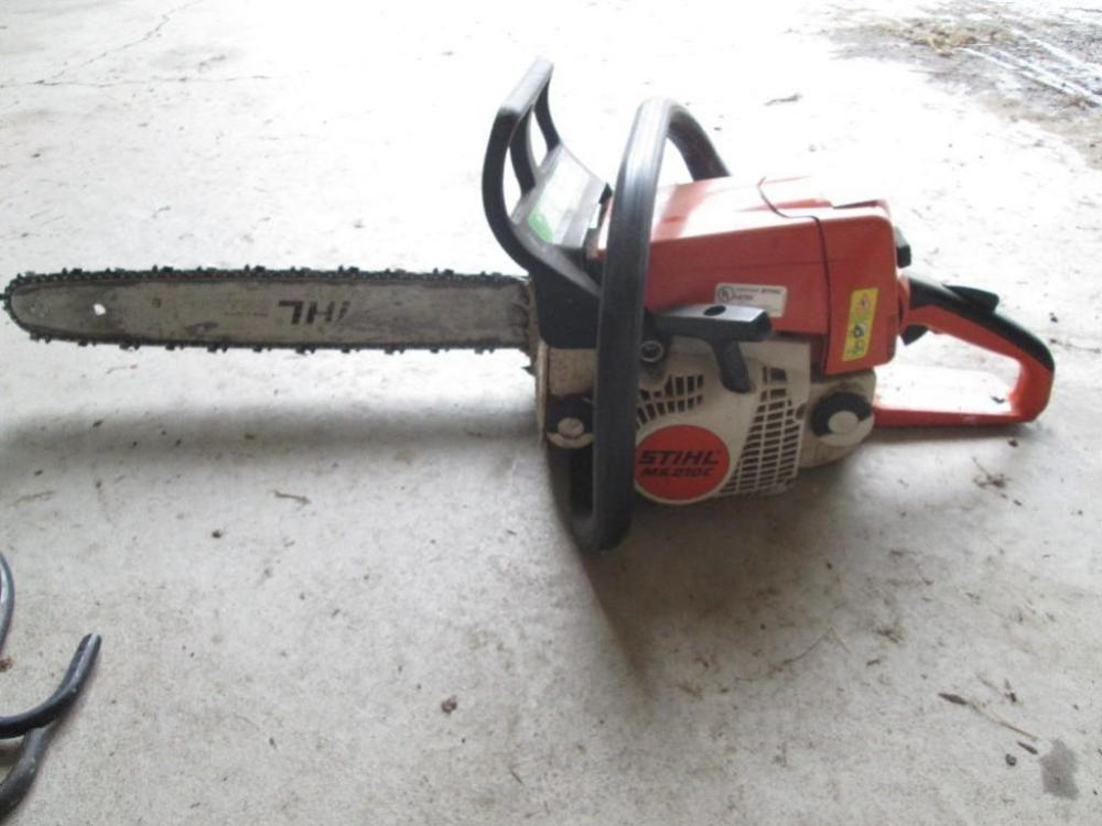 stihl chainsaw models and prices