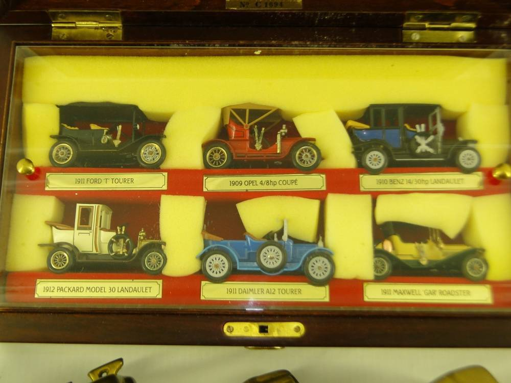 Various Scales Matchbox/Made in Taiwan (6)-items - Current